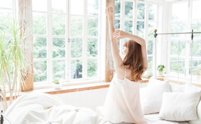 素晴らしい目覚め