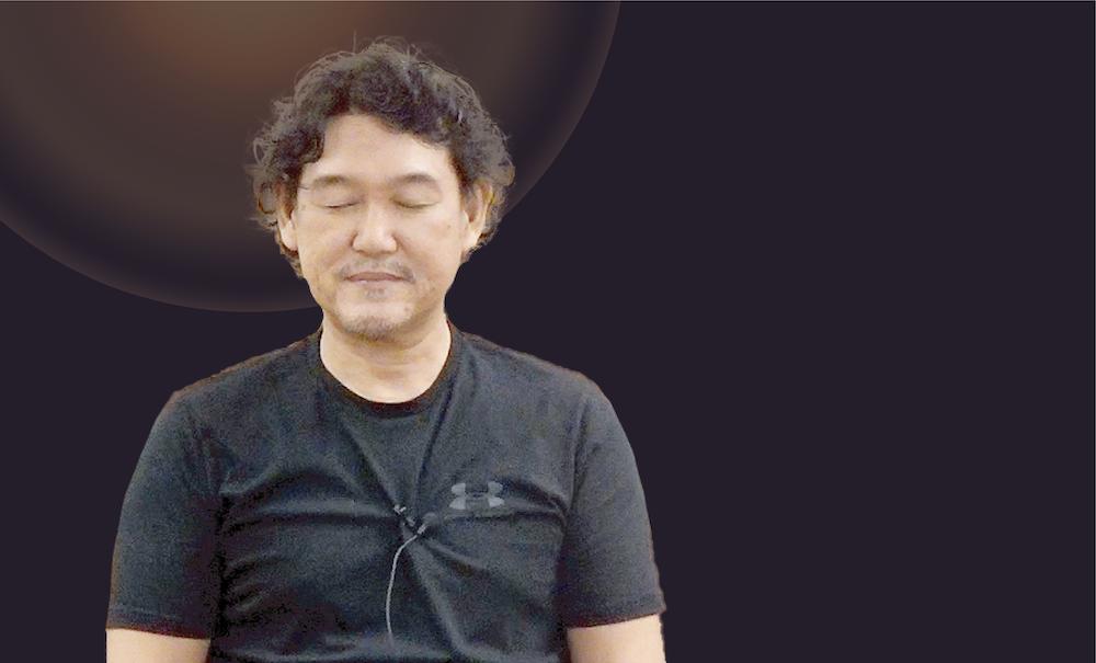 中広行の瞑想セミナー